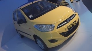Hyundai City Taxi Plus 2013 Salón Automóvil Bogota 2012