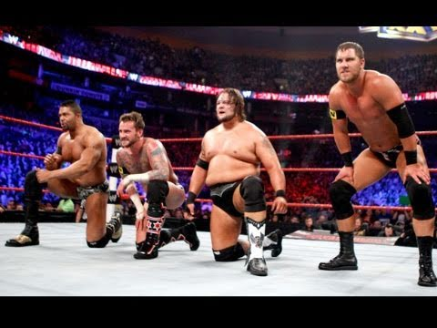 WWE Royal Rumble 2011 results - road to WrestleMania begins!