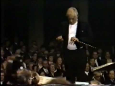 Leonard Bernstein: Tristan und Isolde, Vorspiel Act 1