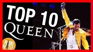 TOP 10 Canciones de Queen   Radio-Beatle