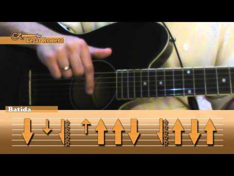 Na Linha do Tempo Victor e Leo (Aula de violão Simplificada)