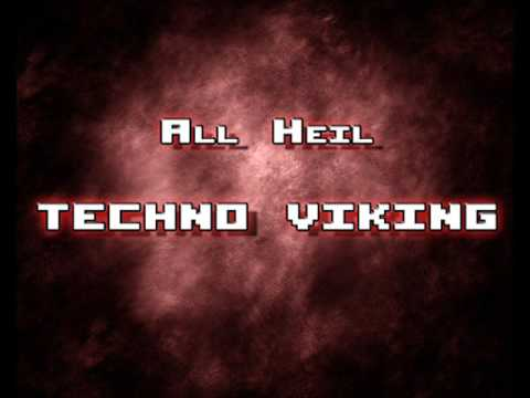 Techno Viking Original 1st Song - Panderator - Cruise Control