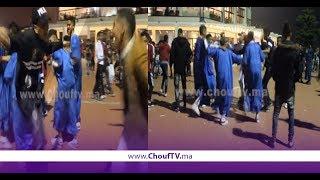 من قلب كورنيش أكادير: أجواء احتفالية بالعيد مباشرة بعد هزيمة المنتخب المغربي ضد إيران | خارج البلاطو