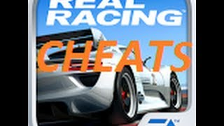 "REAL RACING 3- CHEATS ANDROID ""INFINITE COINS """