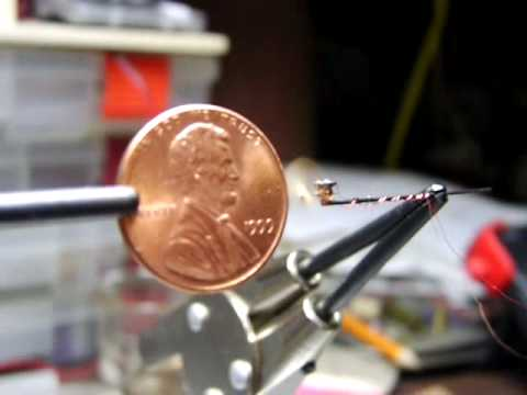 World's Smallest Brushless Motor