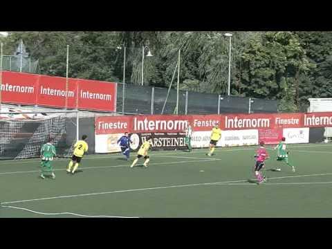Copertina video Virtus Don Bosco - Fersina Perginese 3-0
