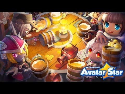 Avatar star online - แต่งตัวอวาต้า