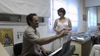 Cristina Vlasin & David Sanz - România din Diaspora (1) view on youtube.com tube online.