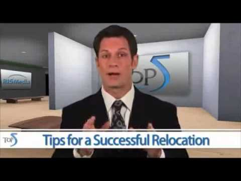 Tip for Successful Relocation- Relocation Tips- Household Moving Tips- Corporate Moving Tips