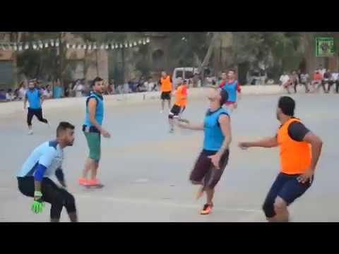 فيديو دورة المرحومان طرفاية ولمجد الجوارية لكرة القدم  لحي اسطيح
