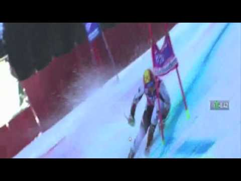 Felix Neureuther and Marcel Hirscher GS Adelboden 2014 - #imparandodaicampioni - Pianetamaster.it