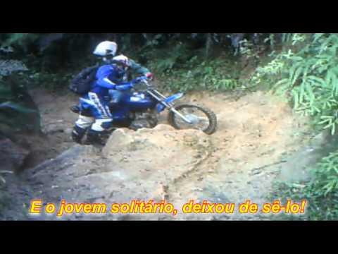 Professor e Aluno parte 1 - Manual de trilha de moto pra piloto de primeira viagem