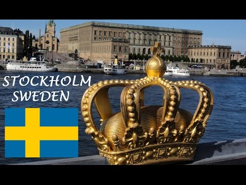 Stockholm Sweden tourism video - Tukholma matkailu Ruotsi  - Stockholm Swedish capital travel film