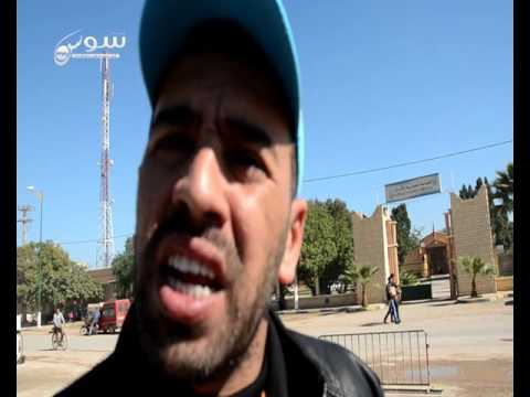 بالفيديو: بلدية الكردان تعقد دورتها على إيقاع احتجاجات فريق كرة القدم