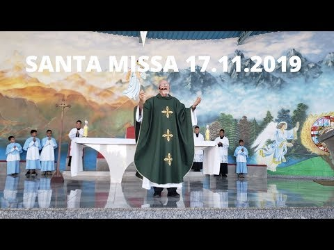 Santa Missa | 17.11.2019 | Padre José Sometti | ANSPAZ
