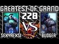 Smite Greatest of GrandMasters 228 Tyr vs Fenrir