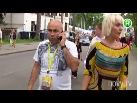 Пранкер Vovan 222 от имени Волочковой звонит Пригожину - Шоумания - 08.10.2014