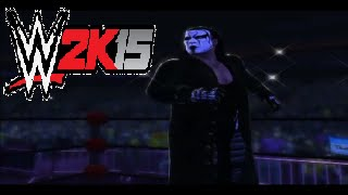 WWE 2K14 Simulation: What Sting's Entrance And Finisher Be