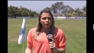 Cruzeiro treina para enfrentar o Furac�o