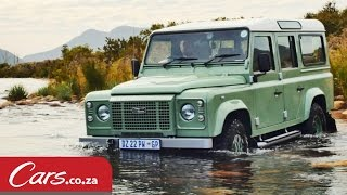 Land Rover Defender Heritage Edition – Farewell Review