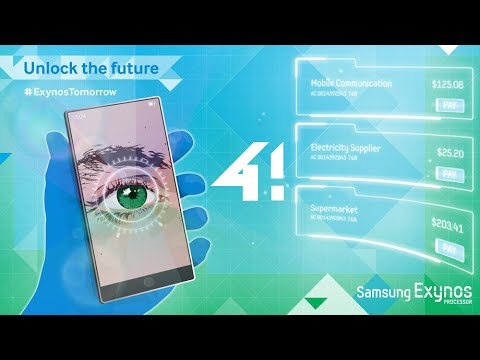 Samsung Galaxy Note 4 Leaked Retina Eye Scanner (iPhone 6 Killer)