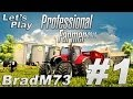 Let's Play Professional Farmer 2014 - Episode 1
