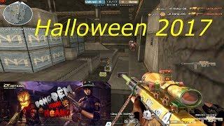 [ Bình Luận CF ] M82A1-Spooky - Tiền Zombie v4