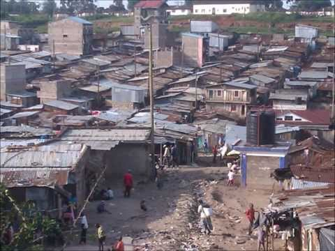 LIFE IN KIBERA SLUM - Nairobi Christian Outreach Centre