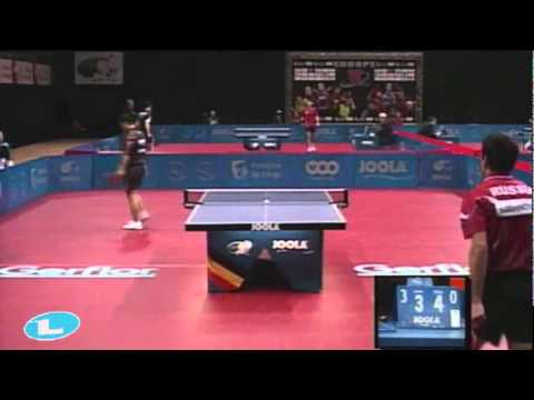 Alexei Smirnov vs Chen Weixing[2011 Europe Top 12]