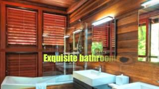 Footage of Zing Zing Villa at Secret Bay - Courtesy of OceanIslandTravel.com