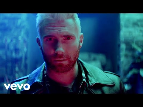 Maroon 5 ft. Future - Cold