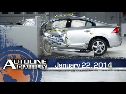 IIHS Deliberately Embarrasses Automakers - Autoline Daily 1297