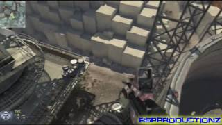 MW2 GLITCH: EASIEST WAY TO SHOTGUN JUMP OUT OF MAP QUARRY