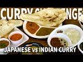 Japanese vs Indian Curry Challenge Sano Cricket Fesival