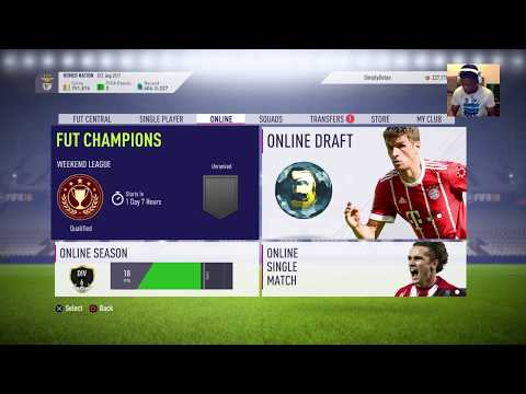 FIFA 18 |FUT PLAYING THE DRAFT #2