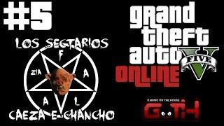GTA V #5 (Caeza E Chancho) En Español GOTH