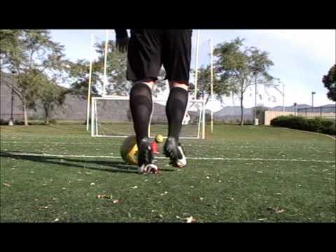 "Pele  "" zig zag "" football soccer trick"