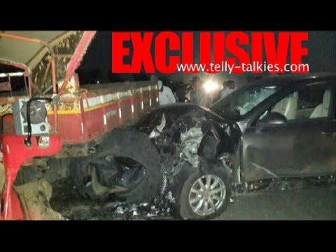 Producer Boney Kapoor injured in a car accident