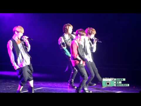[HD Fancam] 120615 SHINee - Replay