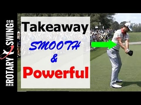 Adam Scott Golf Swing: Simple Golf Takeaway