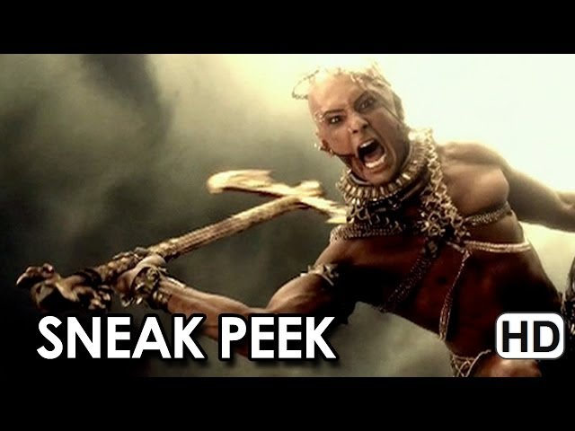 300: Rise of an Empire Official Trailer #2 Sneak Peek (2014) HD
