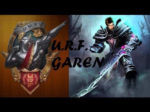 how to play urf garen