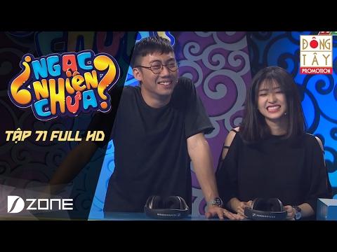 NGẠC NHIÊN CHƯA 2017   TẬP 71 FULL HD l GINO TỐNG, KIM CHI, IDEE, TUẤN ANH