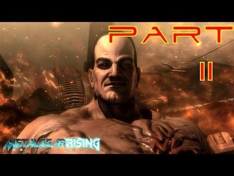 Metal Gear Rising : Revengeance - Thử thách cuối cùng
