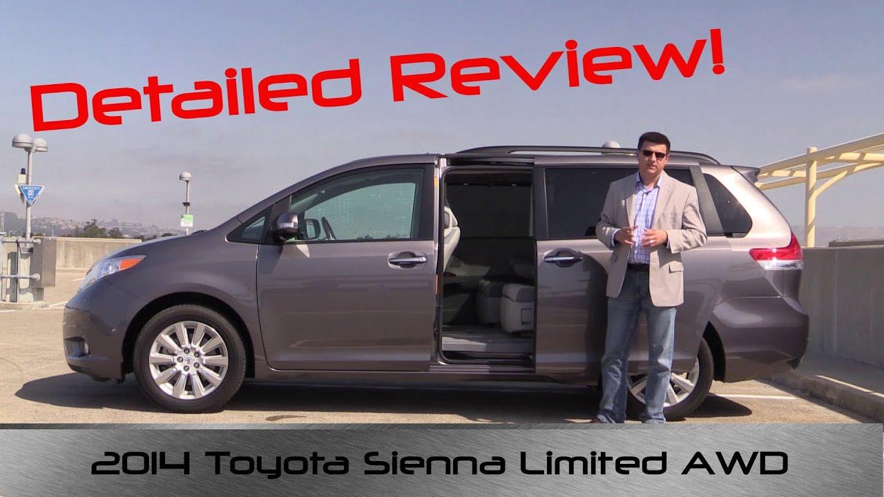 Difference Between 2014 2015 Sienna Minivan | Autos Post