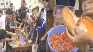 التجارة الناجحة عند الأطفال في العيد..الطون و الحرور | بــووز