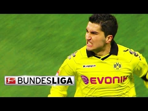 Top 10 Goals - Borussia Dortmund Strikes vs. Bayern Munich