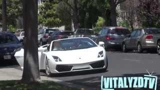 Picking Up Girls With A Lamborghini!