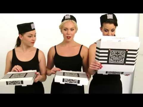Songs for corporate videos - SongBelles PIZZA EXPRESS - Leggera Pizza