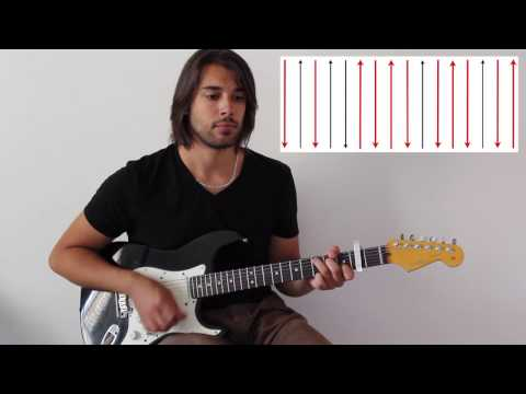 Cours de guitare - Wake Me Up - Avicii